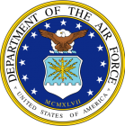 Dept of the Air Force