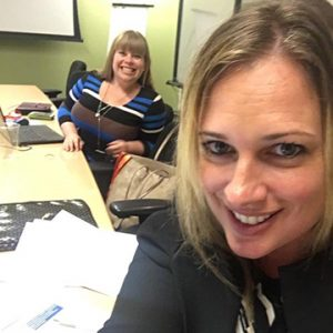 Remember that one time Sarah and Katie held a kickoff meeting at a client's office, and wound up proposaling onsite for three weeks?